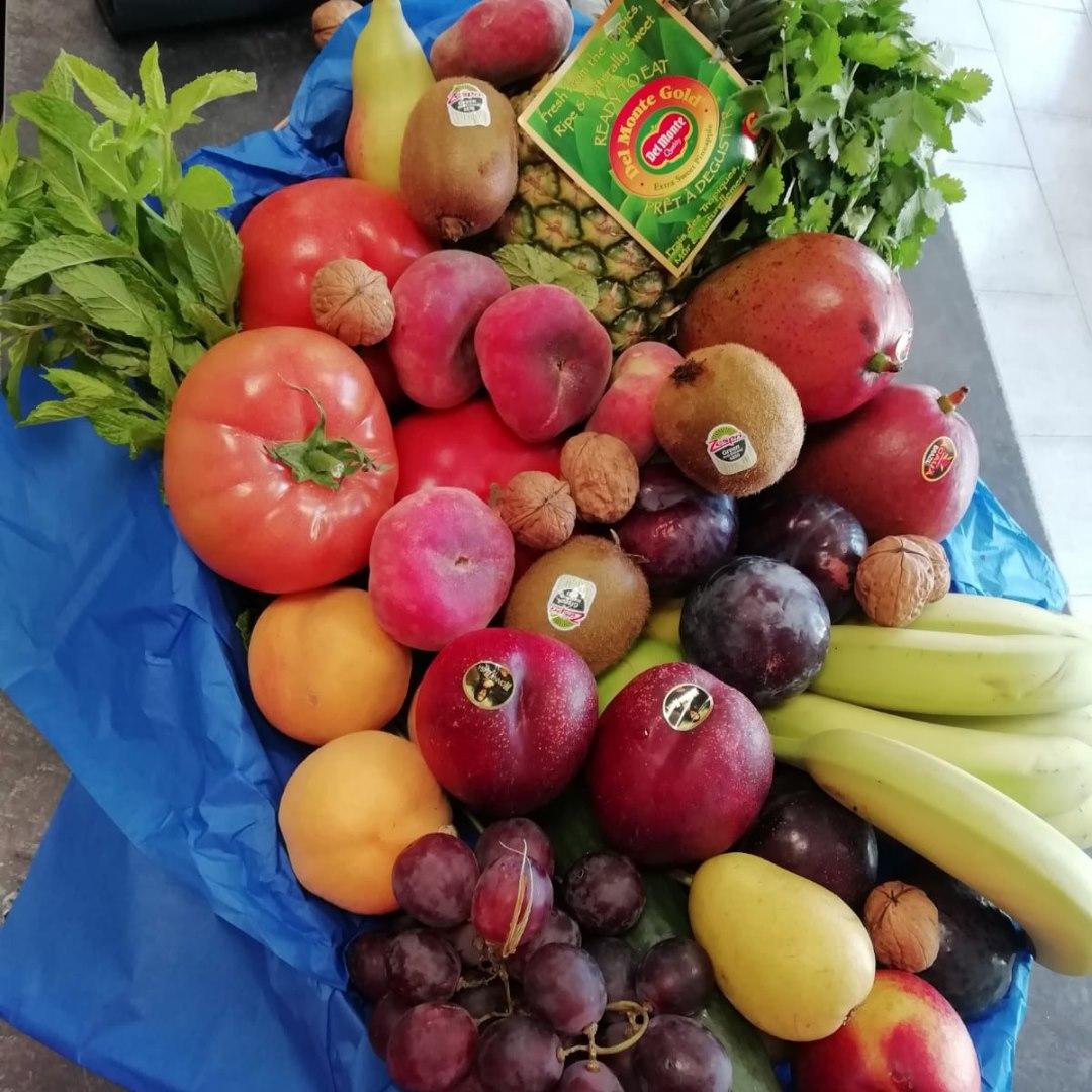 cestas de frutas por encargo torremolinos