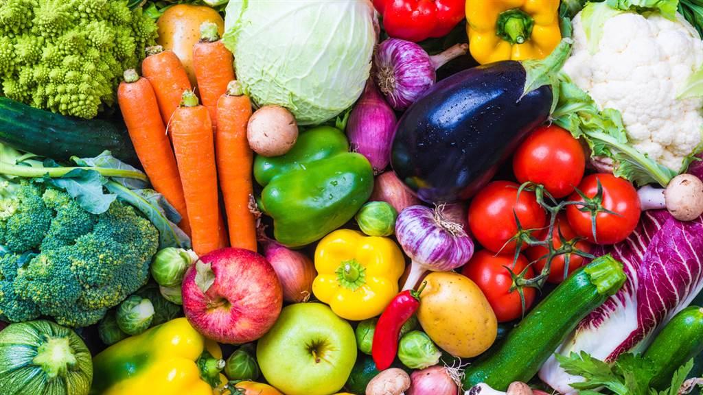 frutas y verduras en el confinamiento