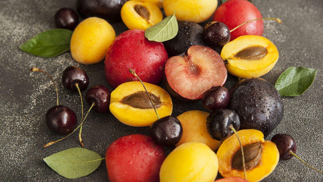 frutas de julio